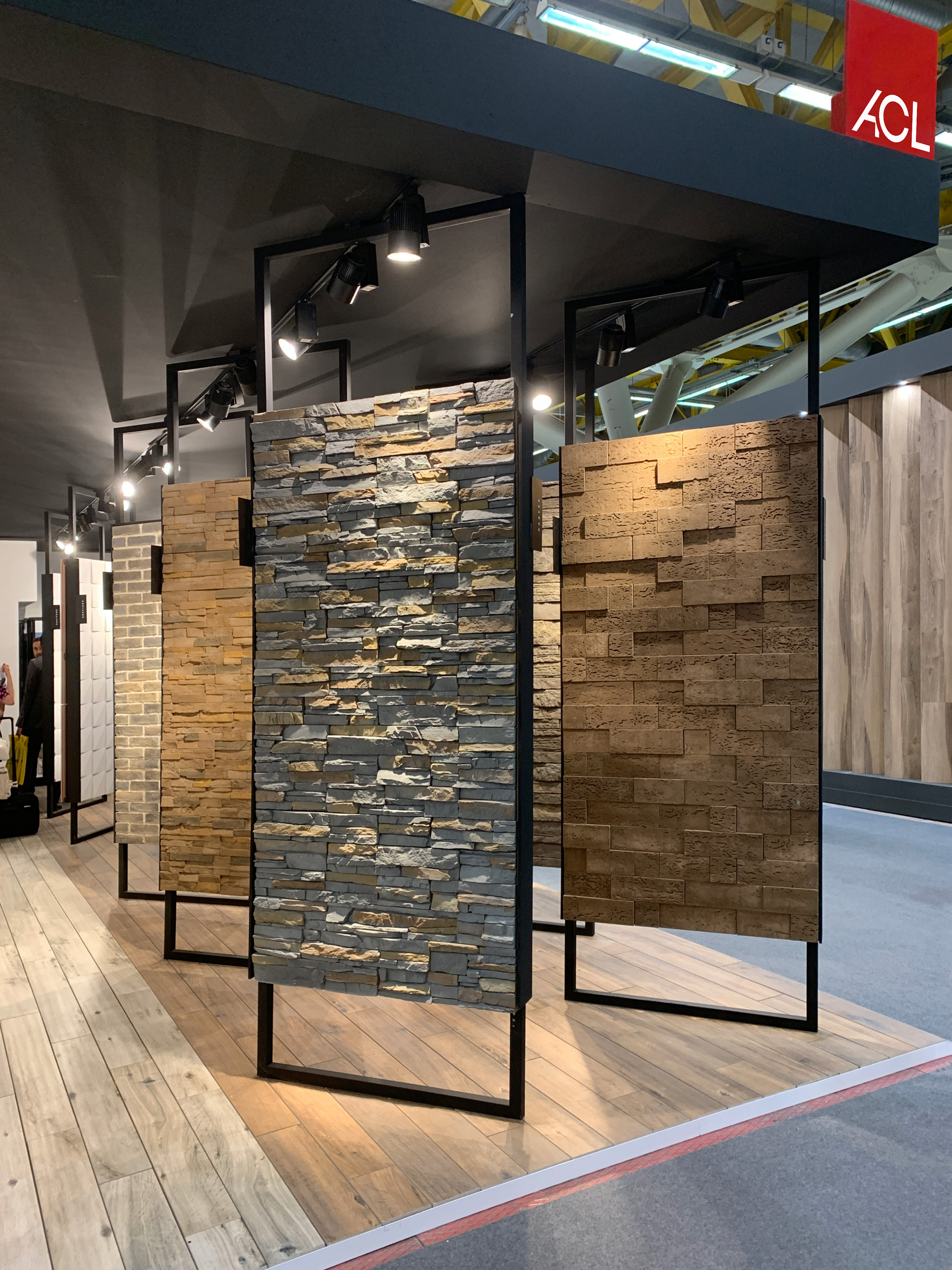 ACL Cersaie Stand