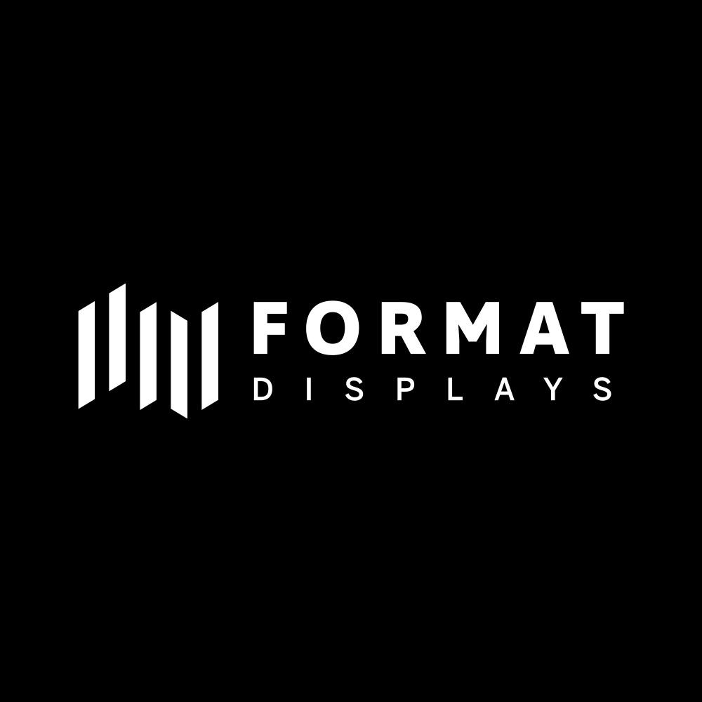 Format Displays Branding