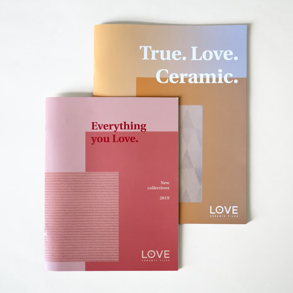 Love Tiles New Collections 19'