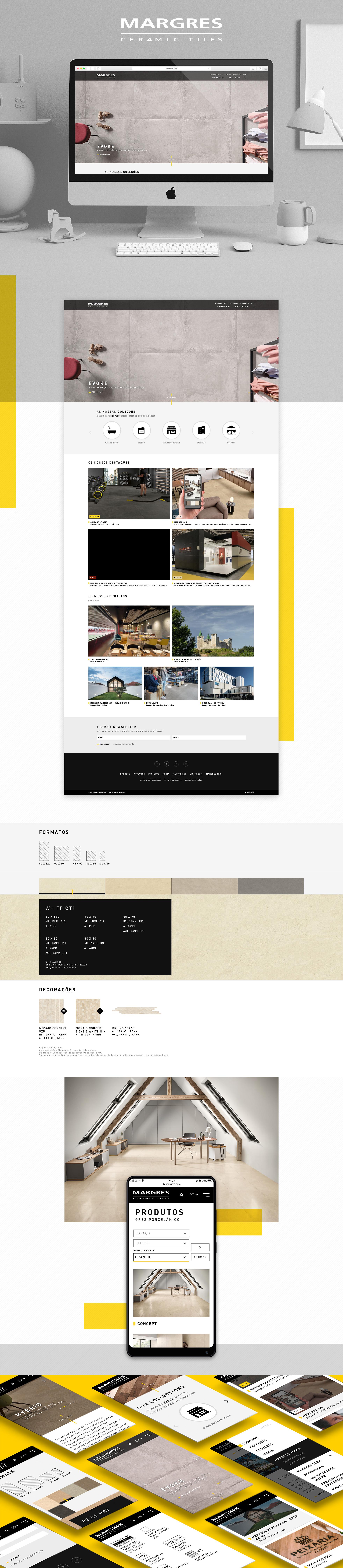 Website Margres