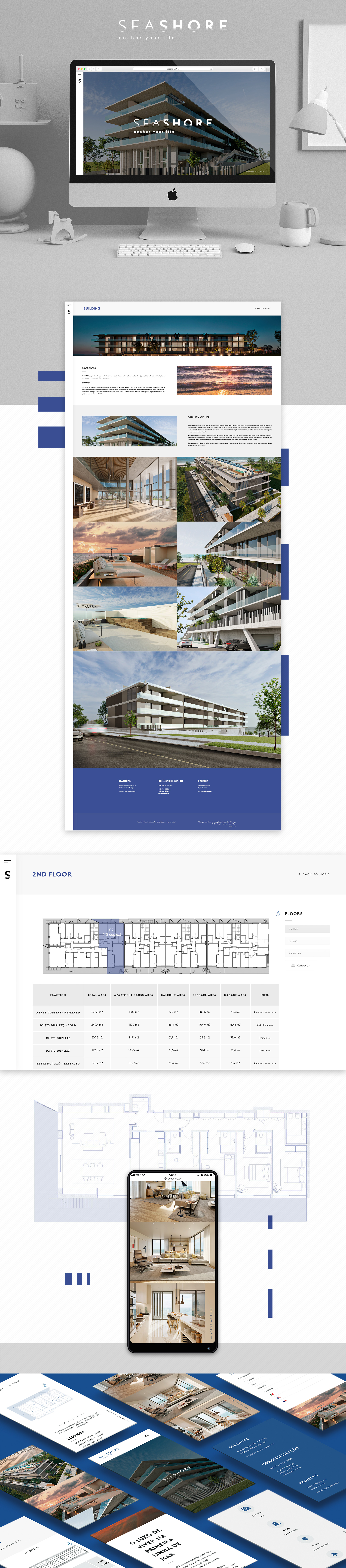 Website Seashore